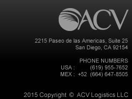 Copyright 2012 Servicios de Logistica ACV S.A. de C.V.